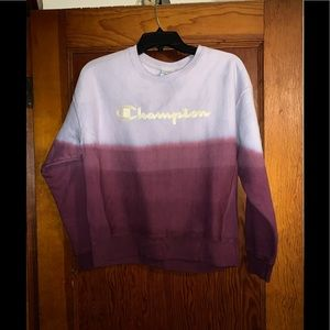 Champion sweatshirt / Brand new with tags So cute